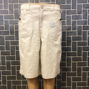 BOBBIE BROOKS SMALL (6) KHAKI BERMUDA SHORTS NWT